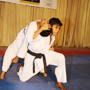 karate trick