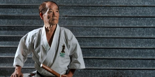 Image of DETERMINED: Cairns martial arts guru Kazue Matsumoto has the fight of his life.